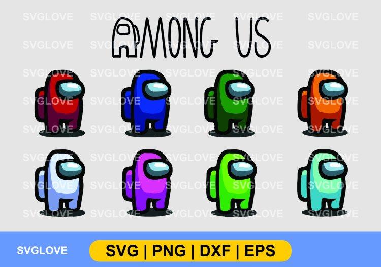 among us svg