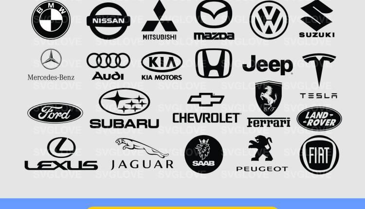 car logo brand svg