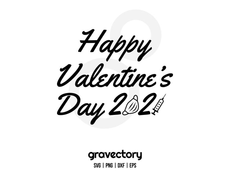 Valentine Day 2021 SVG
