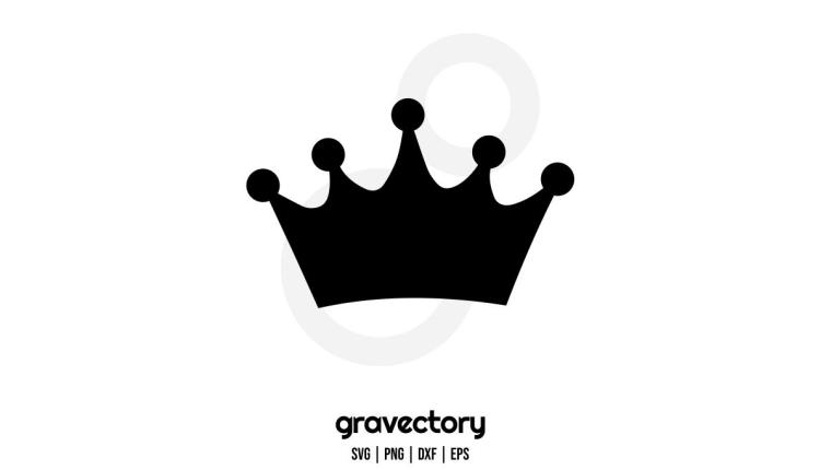 crown free SVG Home