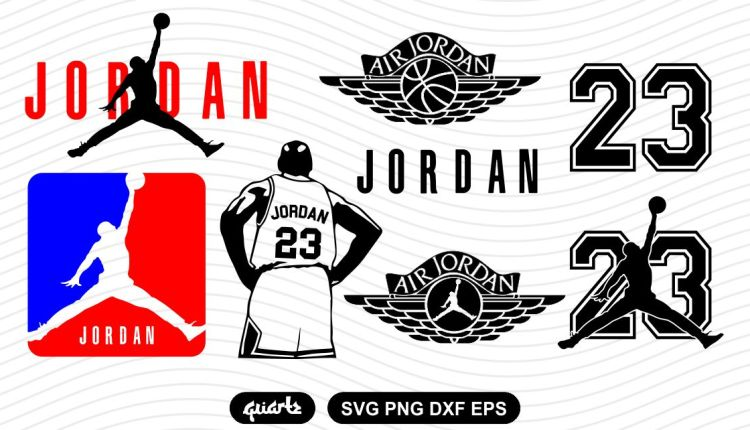 jordan svg bundle