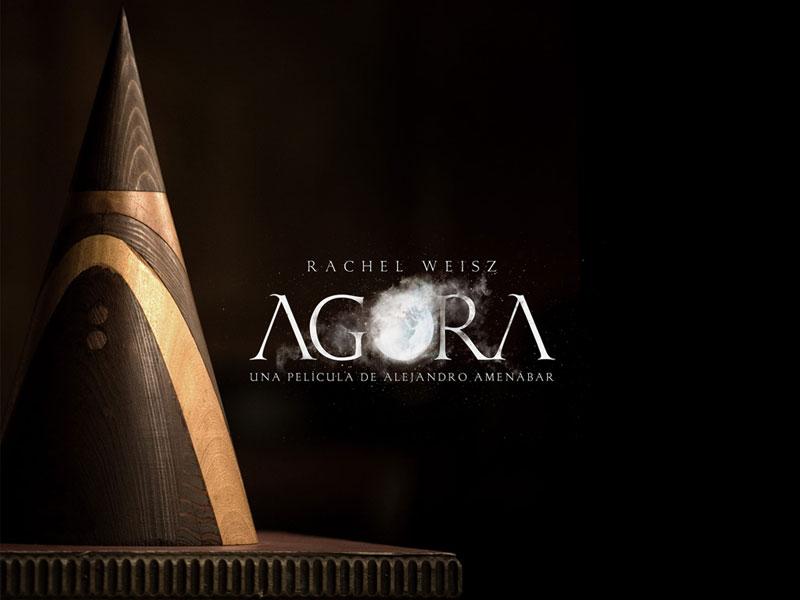 Ágora de Alejandro Amenábar