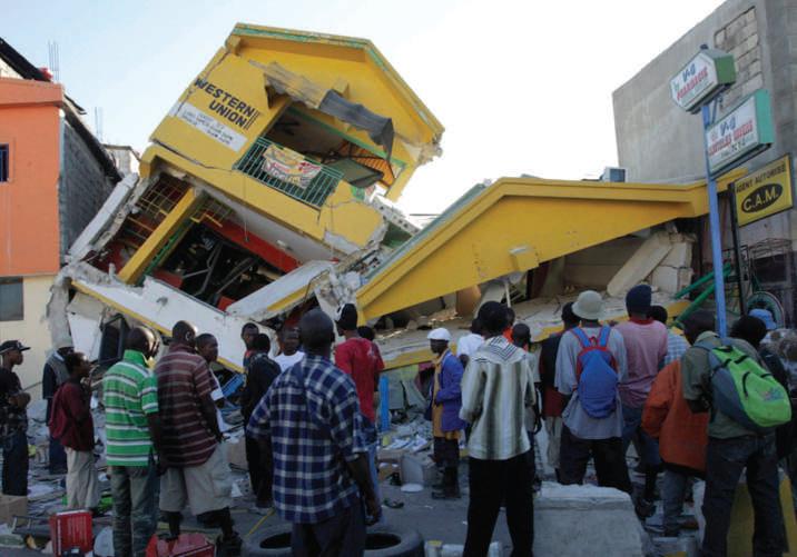 Prevenir terremotos es más fácil que predecirlos (1/2)