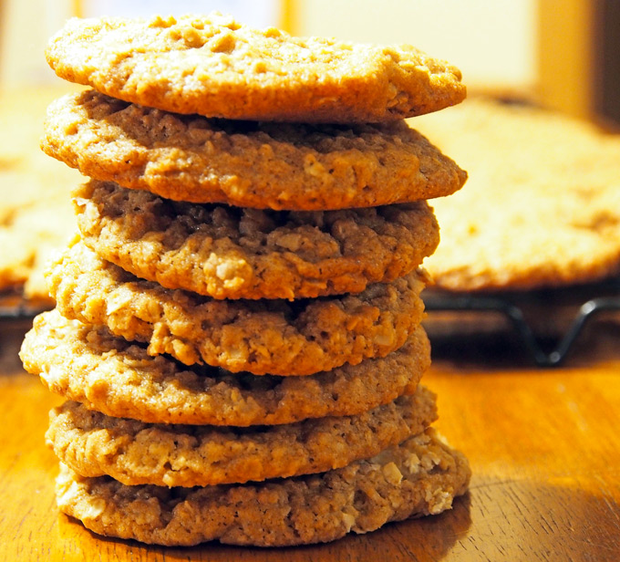 Pioneer Woman S Brown Sugar Oatmeal Cookies