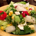 Southwest Salad with Lime Vinaigrette