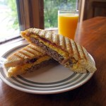 The Ultimate Breakfast Panini