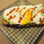 Avocado & Egg Toasts
