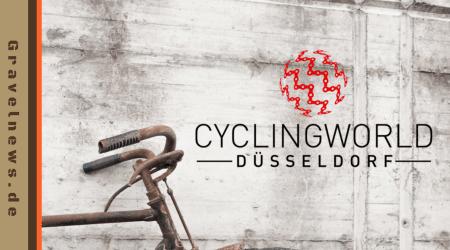 Fahrrad vor Wand