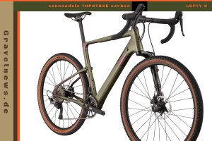 Cannondale topstone carbon Lefty 3