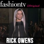 Rick Owens Fall/Winter 2014-15 | Paris Fashion Week