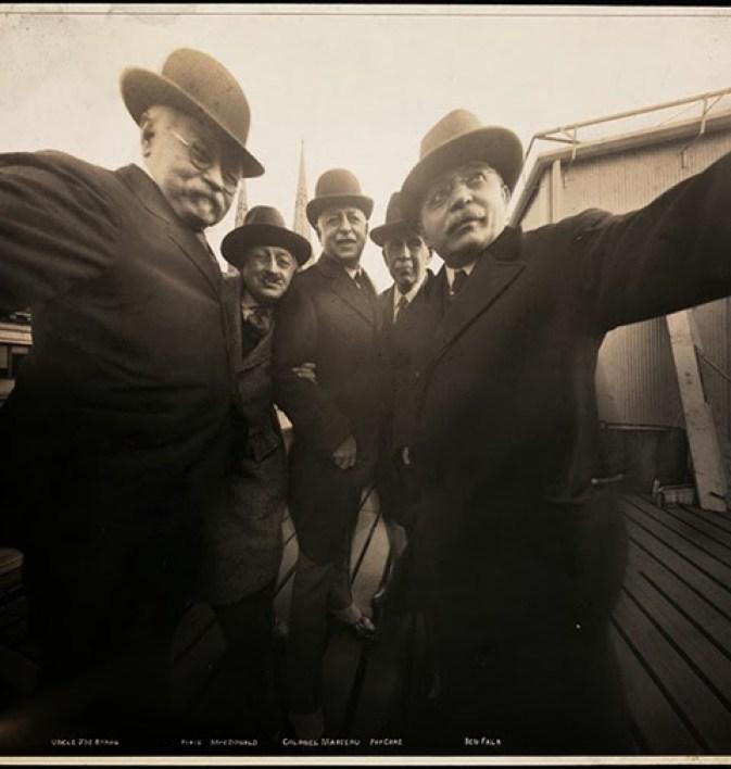 1920s selfie (1)