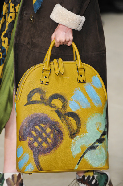 Burberry Painted Bags