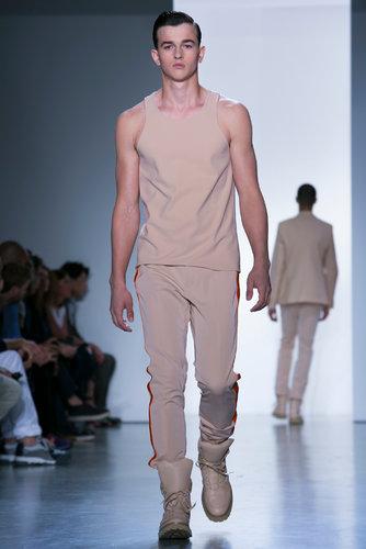 Calvin Klein menswear ss15