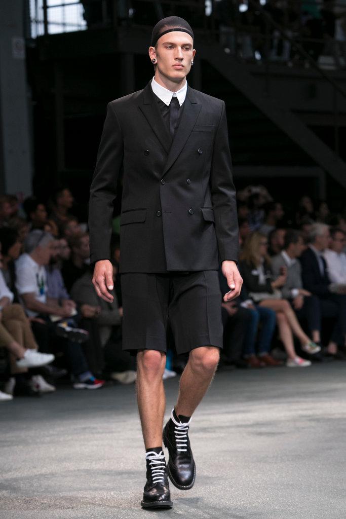 Givenchy Menswear SS15