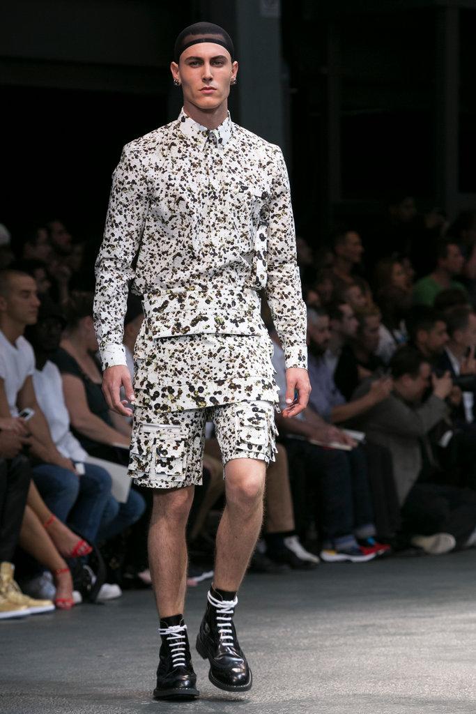 Givenchy Menswear SS15 (3)