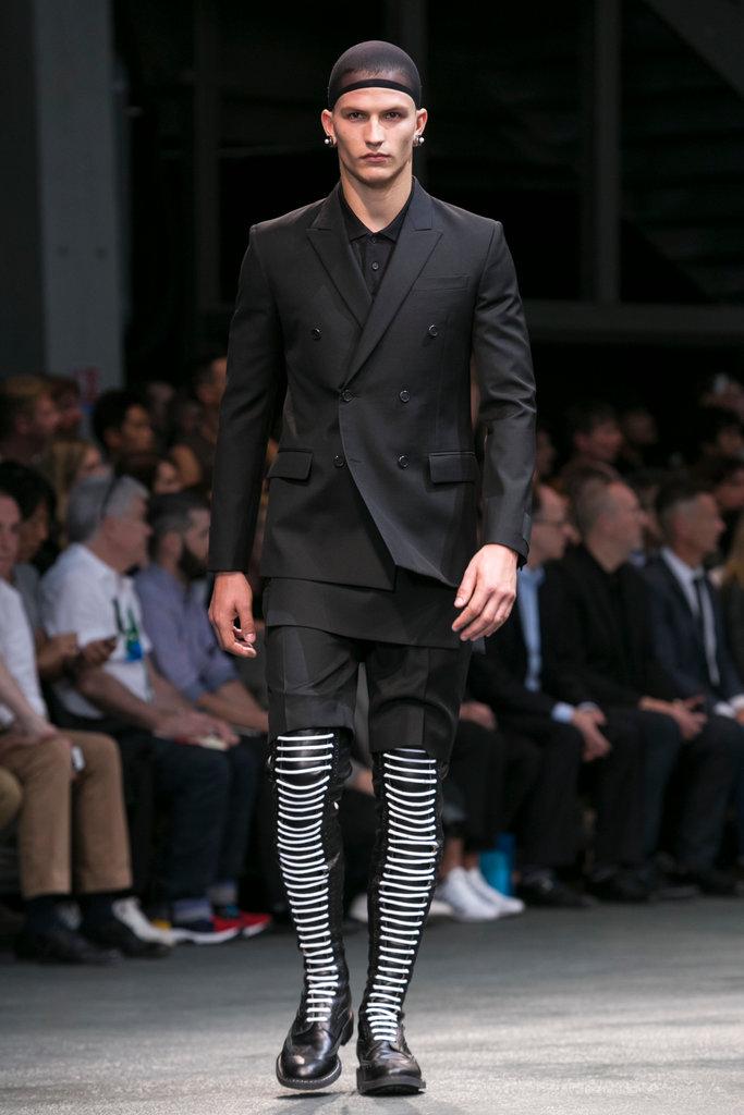 Givenchy Menswear SS15 (8)