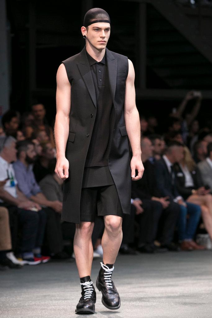 Givenchy Menswear SS15 (9)