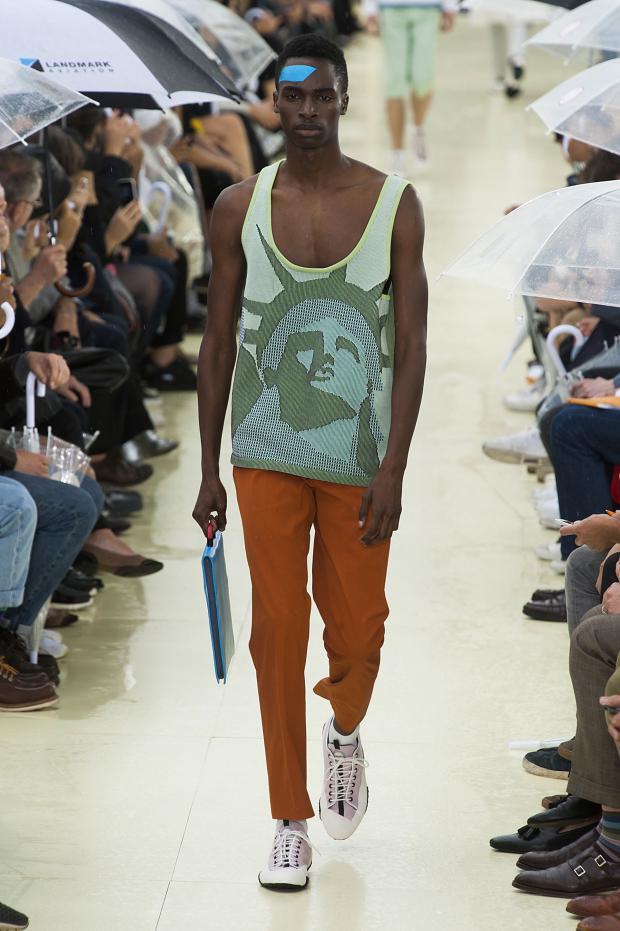 Kenzo Menswear SS 2015 (12)