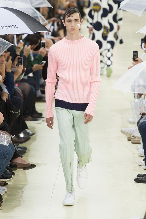 Kenzo Menswear SS 2015