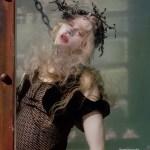 Kristen McMenamy is a Captured Mermaid for Tim Walker
