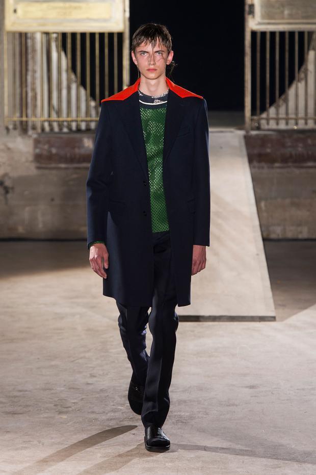 Raf Simons Menswear SS 2015