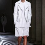Neil Barrett S/S 2015 White Out!