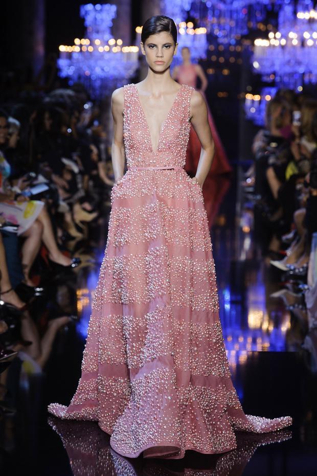 Elie Saab Haute Couture FW 2014 2015 (10)