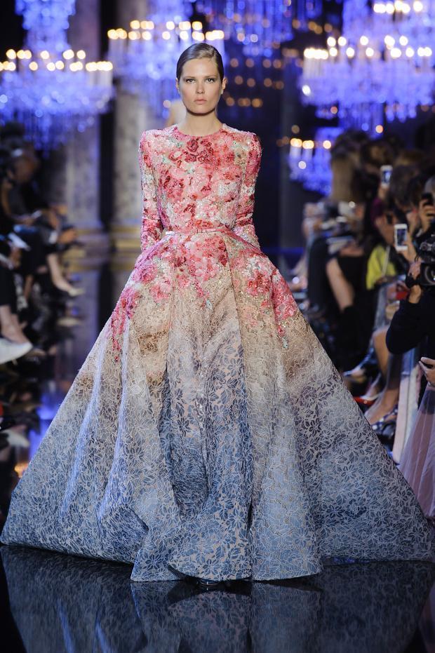 Elie Saab Haute Couture FW 2014 2015 (16)