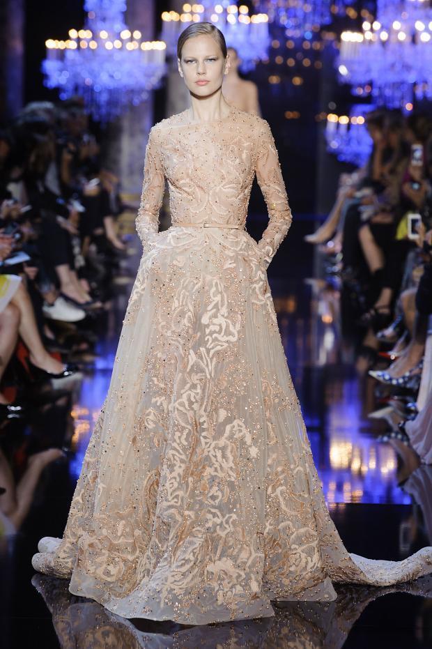 Elie Saab Haute Couture FW 2014 2015 (17)