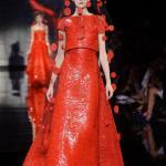 Giorgio Armani Privé Haute Couture Fall/Winter 2014-2015