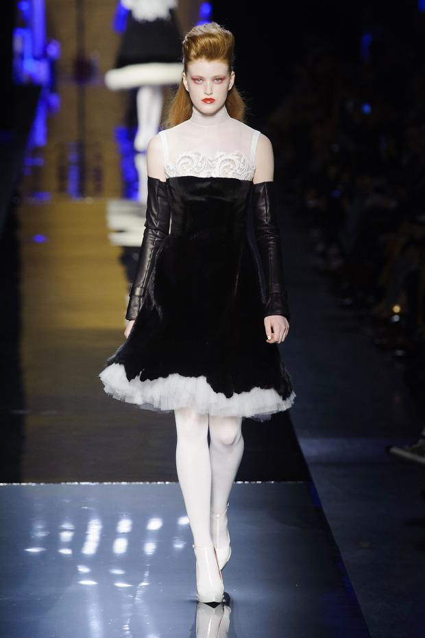 Jean Paul Gaultier Haute Couture Fall Winter 2014 2015 (7)