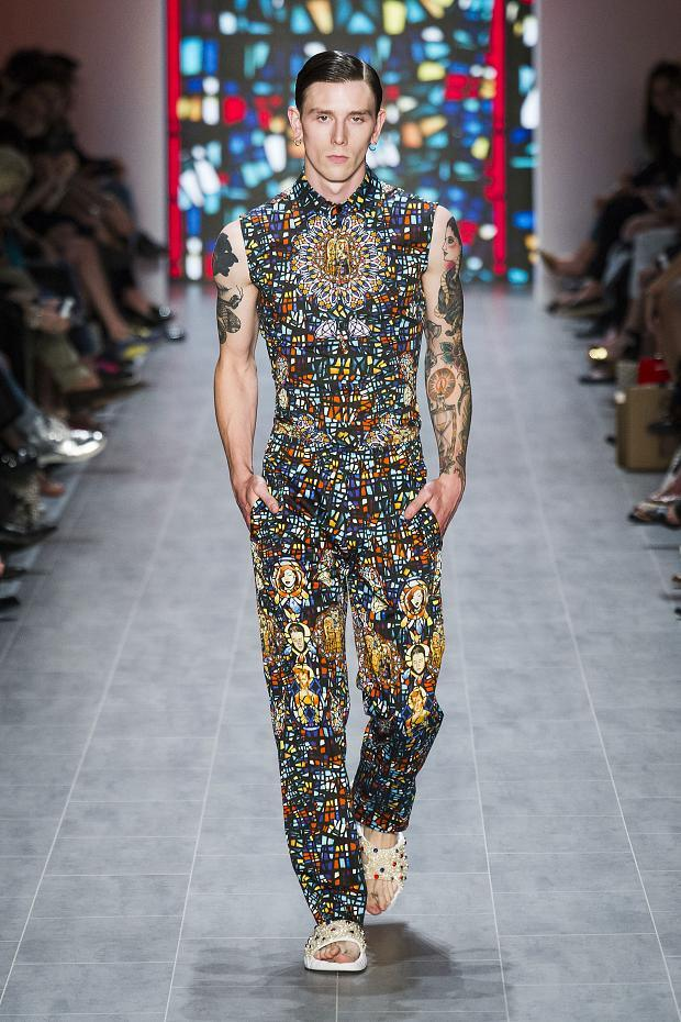 Kilian Kerner SS 2015 Berlin Fashion Week