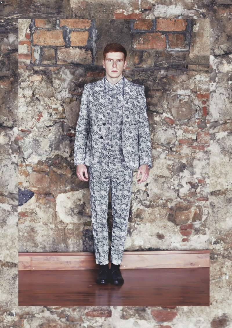 Lookbook by Designer Pedro Covelo 2014