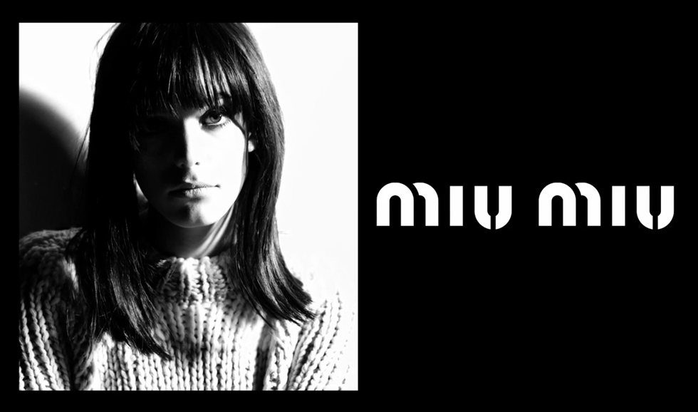 miu miu ss14 video