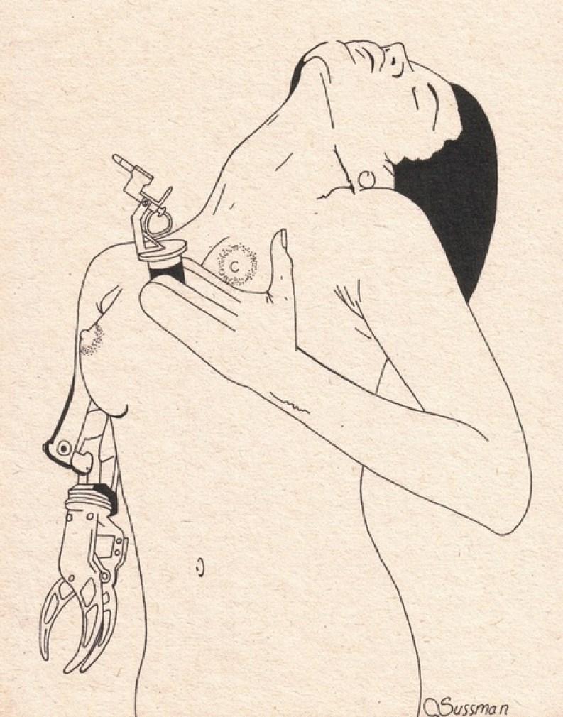 Art by Bill Sussman