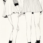 Illustrations by Kaethe Butcher (probably NSFW)