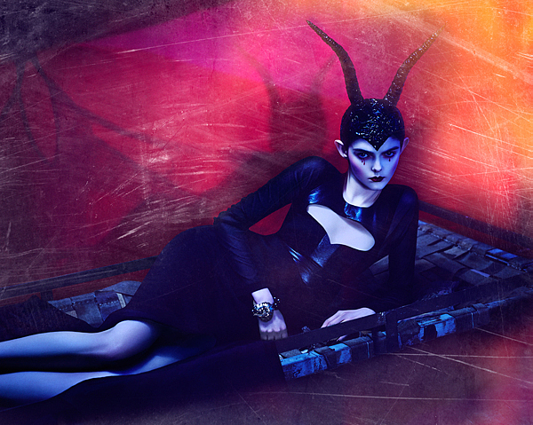 Maleficent by Elizaveta Porodina