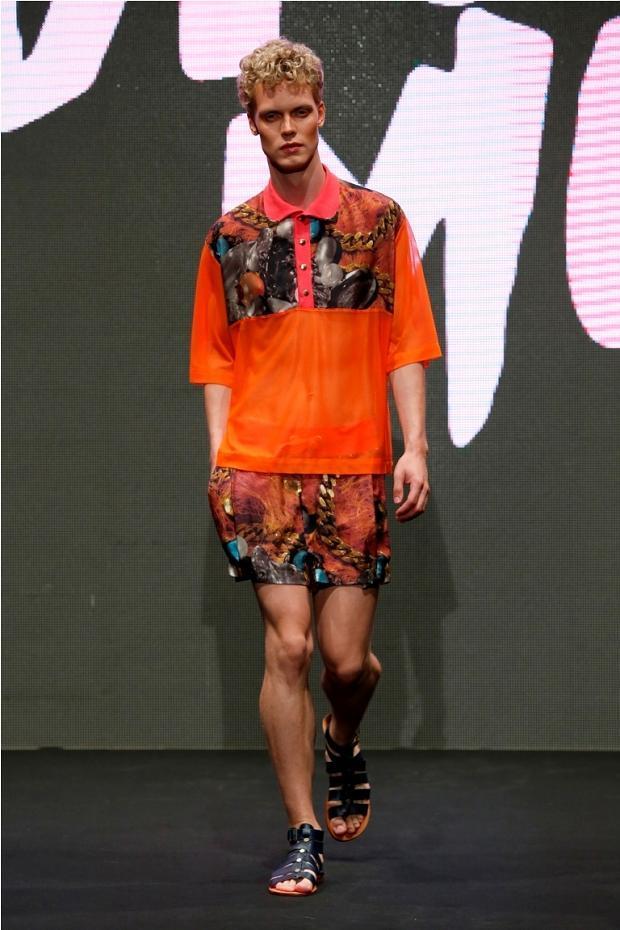 Nicholas Nybro S/S 2015 Copenhagen Fashion Week