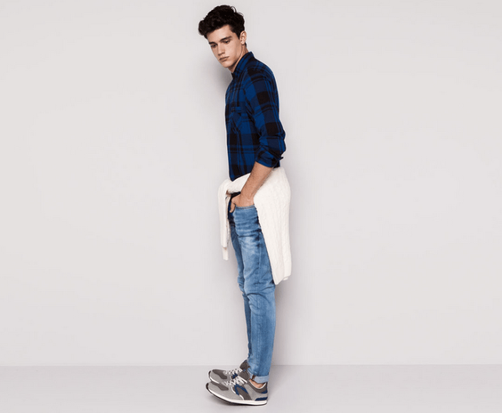 PULL and  BEAR Lookbook 2014