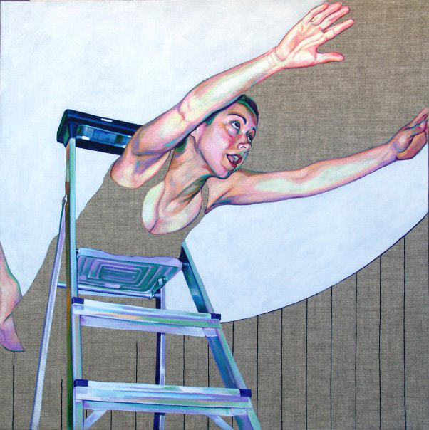 Paintings by Artist Cristina Troufa