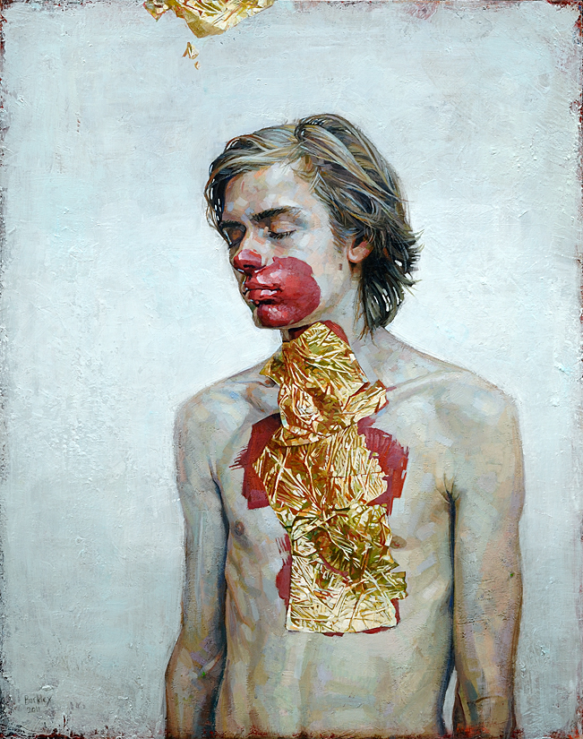 Portrait Paintings by artist Daniel Barkley