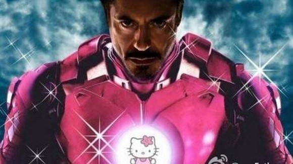 The Avengers - Hello Kitty Outfits Gallery