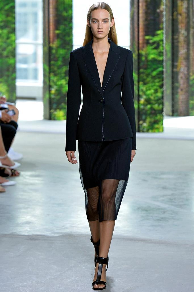 Boss Ready To Wear SS 2015 NYFW (7)