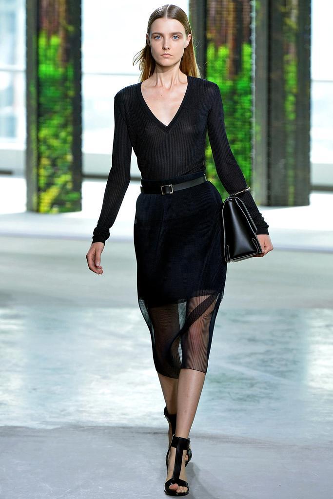 Boss Ready To Wear SS 2015 NYFW (8)
