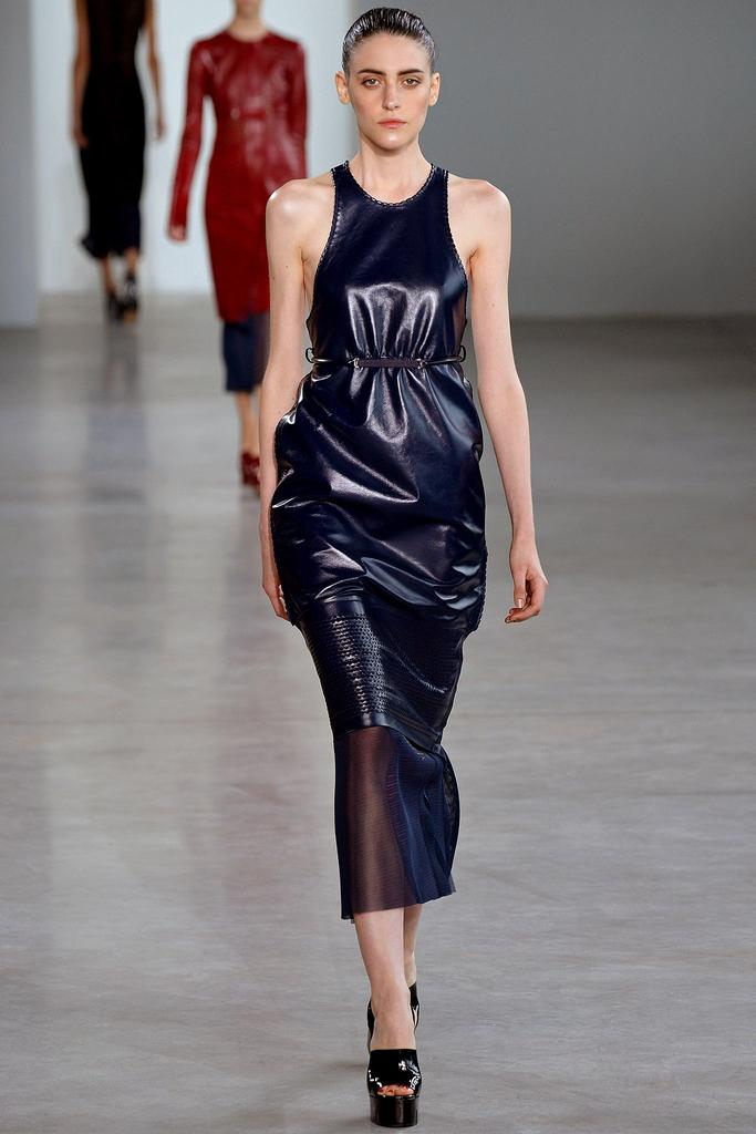 Calvin Klein Collection SS 2015 NYFW