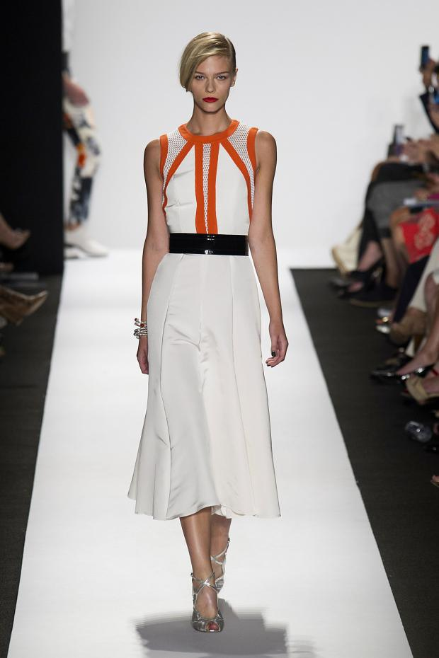 Carmen Marc Valvo Ready To Wear SS 2015 NYFW (10)