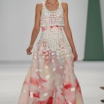 Carolina Herrera Ready To Wear S/S 2015 NYFW