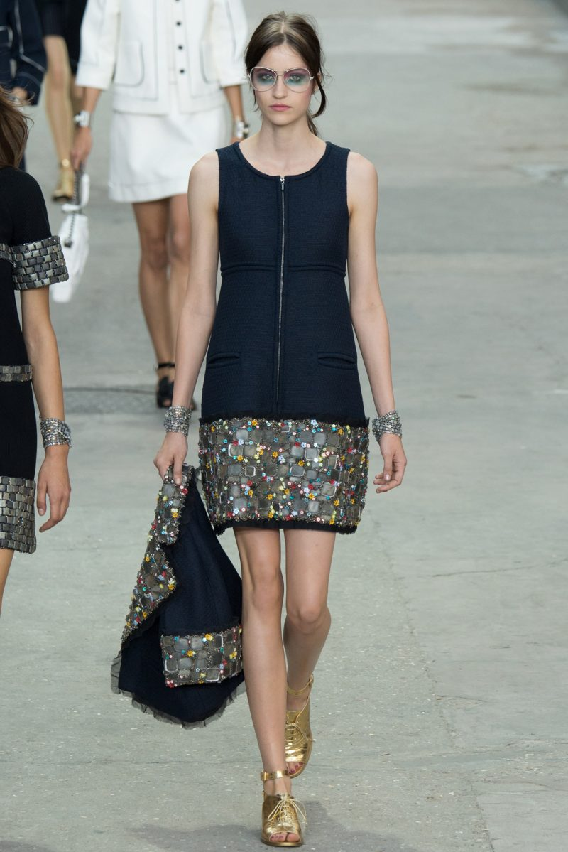Chanel SS 2015 PFW (39)
