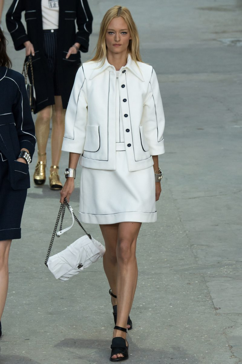 Chanel SS 2015 PFW (40)