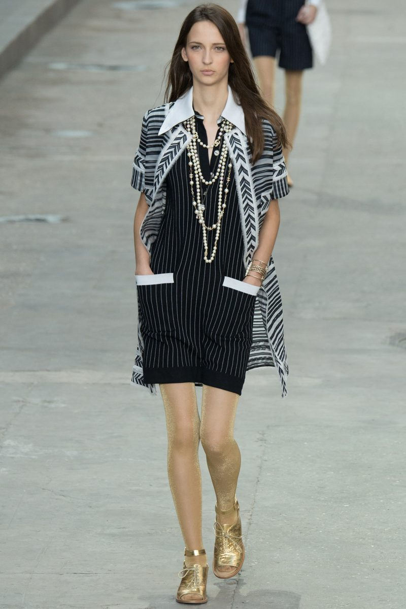 Chanel SS 2015 PFW (62)